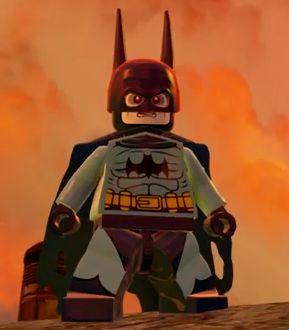 LEGO DC Vampirebat