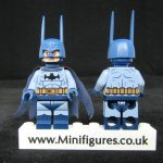 Vampire Batman Custom Minifigure