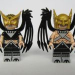 BrothersFigure Undead Warbird & Warchick Custom Minifigures