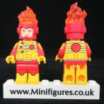 Funny Brick Firestorm Custom Minifigure