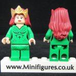 Crystal Minifigs Mera Custom Minifigure