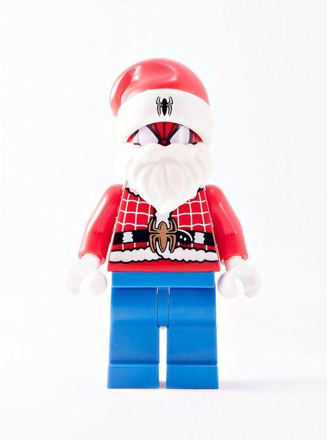 Santa Crawls Brothersfigure Custom Minifigure