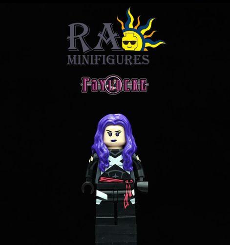 Psylocke Custom Minifigure