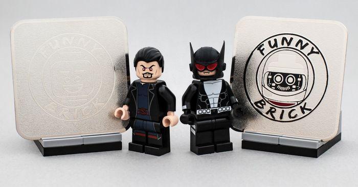 God & Monsters Funny Brick Custom Minifigures