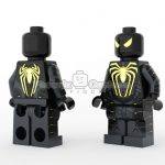 SH Custom Minifigs Yellow Jacket Arachnid Custom Minifigure