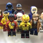 CW Custom Painted Minifigures