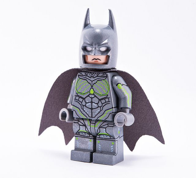 BrothersFigure Noble Knight Custom Minifigure