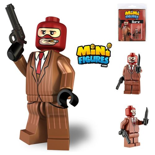 The Spy Custom Minifigure