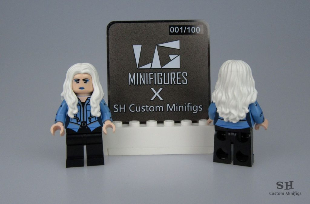 Cold Assassin SH Custom Minifigs Custom Minifigure