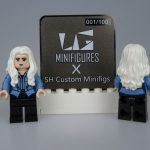SH Custom Minifigs Cold Assassin Custom Minifigure