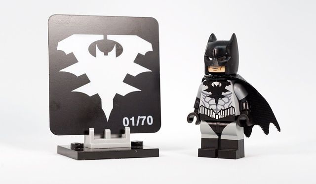 Lab9 Batman Holy Terror Custom Minifigure