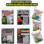 Personalised Minifigure Packaging