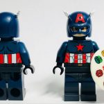 Diamond Custom Bricks Serial Patriot Custom Minifigure