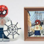 DCB ESU Suit Spider-Man Custom Minifigure