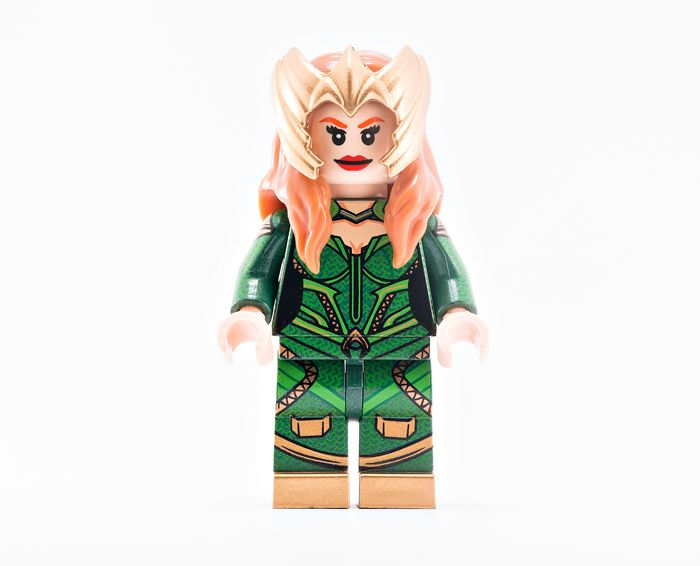 BrothersFigure Ocean Empress Custom Minifigure