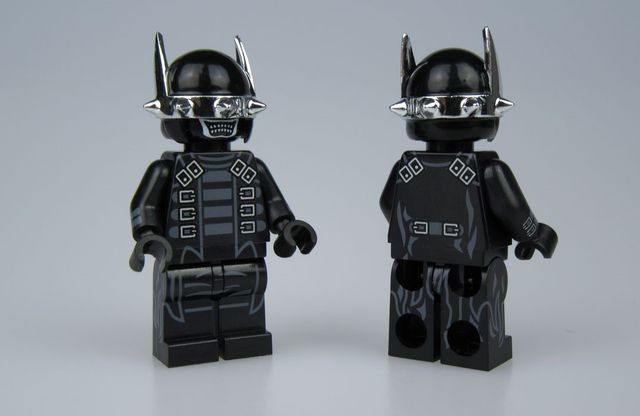 UG Laughing Bat Custom Minifigure