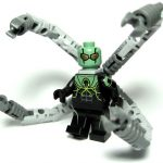 Phoenix Custom Ultimate Octopus Custom Minifigure