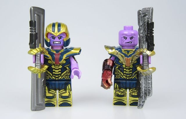 UG Thanos Custom Minifigures