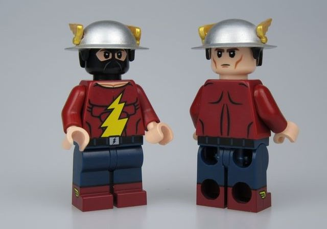 Crystal Rival Custom Minifigure