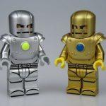 UG Comic MK1 Custom Minifigures
