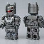 UG Azrael Bat Custom Minifigure