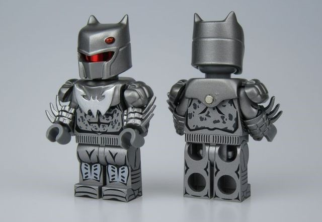 UG Azrael Bat Custom Minifigure