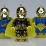 DR Fate UG Custom Minifigures