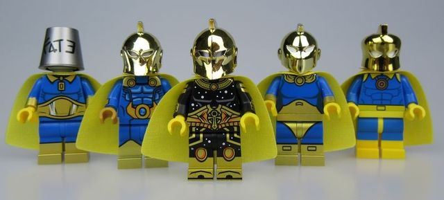 DR Fate UG Custom Minifigures