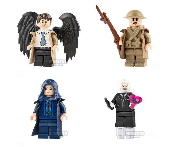 Made using LEGO /& custom parts. The Witcher 3 Ciri Minifigure