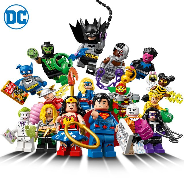 LEGO DC Comics Collectible Minifigures