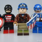 Captain America Phoenix Customs Collection
