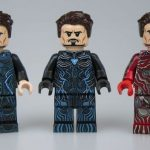 CrazyMinifigs Iron Man Nano Tissue Custom Minifigures