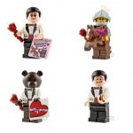 FST Valentines Custom Minifigures