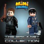 Terminator Custom Minifigures