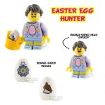 FST Easter Egg Hunter Custom Minifigure