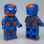 Funny Brick Mark XXVII Disco Custom Minifigure