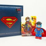 Ace Burning Brick Injustice Superman Custom Minifigure