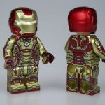 CrazyMinifigs v Minifig Factory MK42 Custom Minifigure