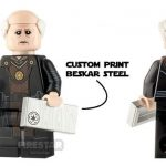 The Client FST Custom Minifigure