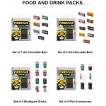 Custom Printed Food & Drink Packs