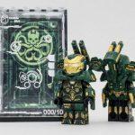 Outside Brick Hydra Patriot Custom Minifigure
