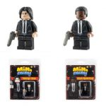 Pulp Fiction V2 Custom Minifigures