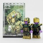 Outside Brick Hydra Thanos Custom Minifigure