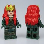 Outside Brick Mera Heroines Custom Minifigure