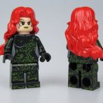 Outside Brick Poison Ivy Heroines Custom Minifigure
