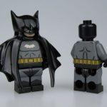 UG v CM Batman Black Custom Minifigure