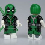 UG v CM Greenpool Custom Minifigure