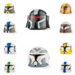 Clone Army Customs Helmets and Jetpacks