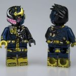 CrazyMinifigs Venomized Thanos Custom Minifigure