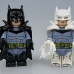 UG White Knight Batman Custom Minifigure